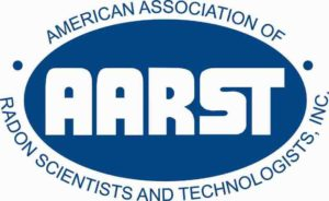 American Association of Radon Scientists and Technologists Logo